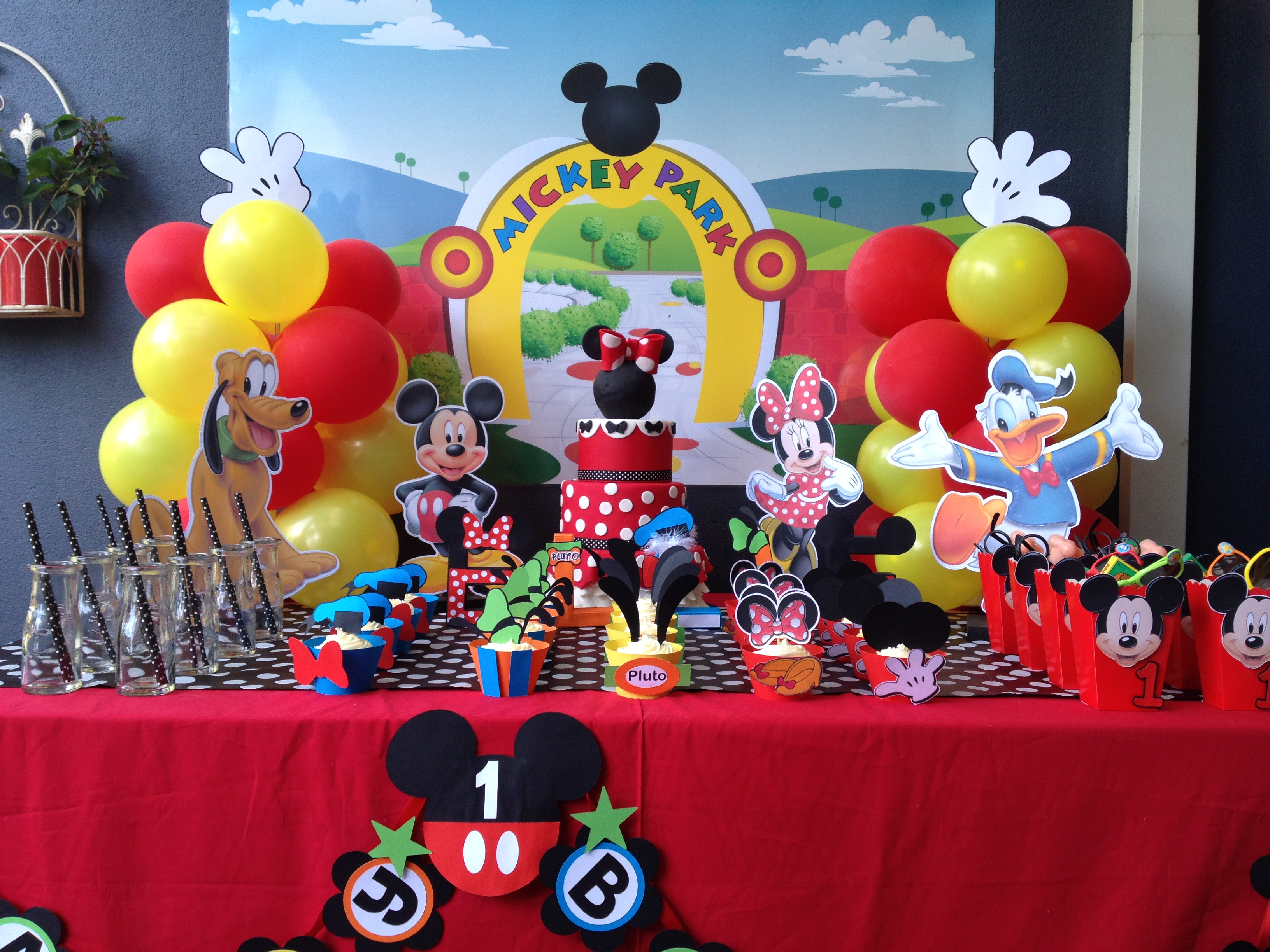 At 40 Party Decorations Mickey S Clubhouse Party Supplies Canada Party Supplies