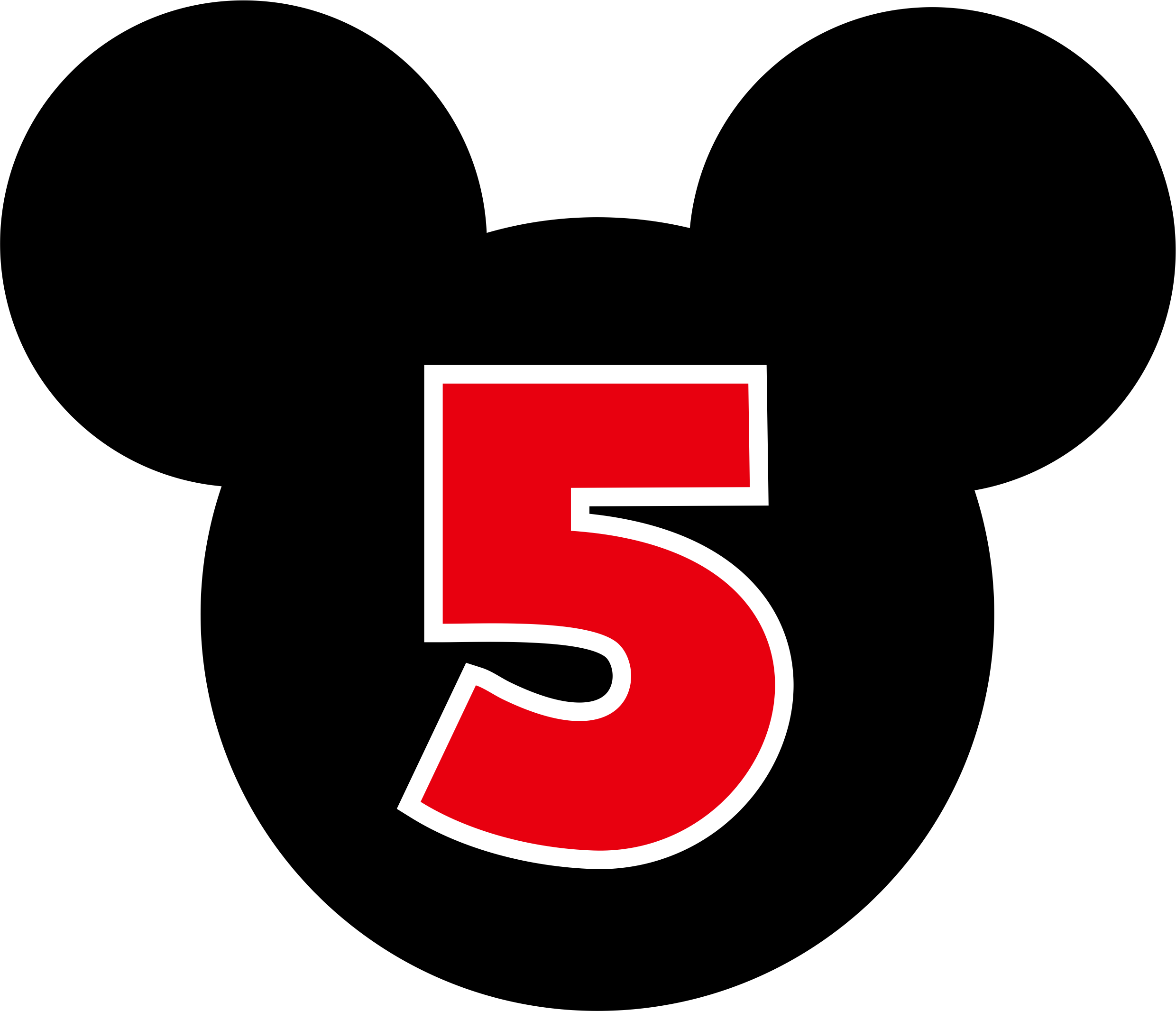 How to make Mickey Mouse Clubhouse Digital Invitation Step ...