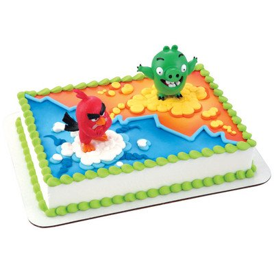 Diy Angry Bird Cake Decorating Kit Ideas Home Plus Free