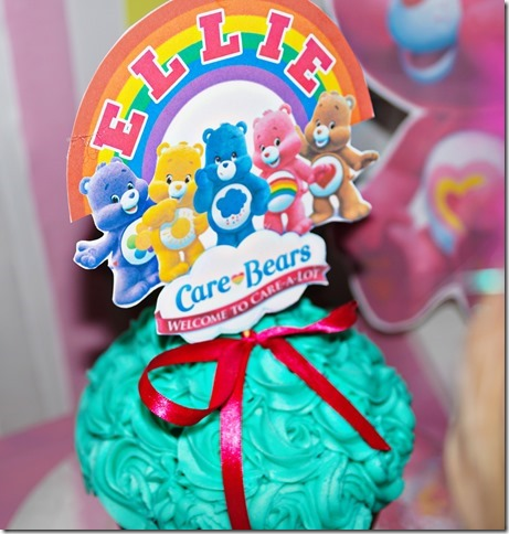 Care Bears Cake Topper How to make