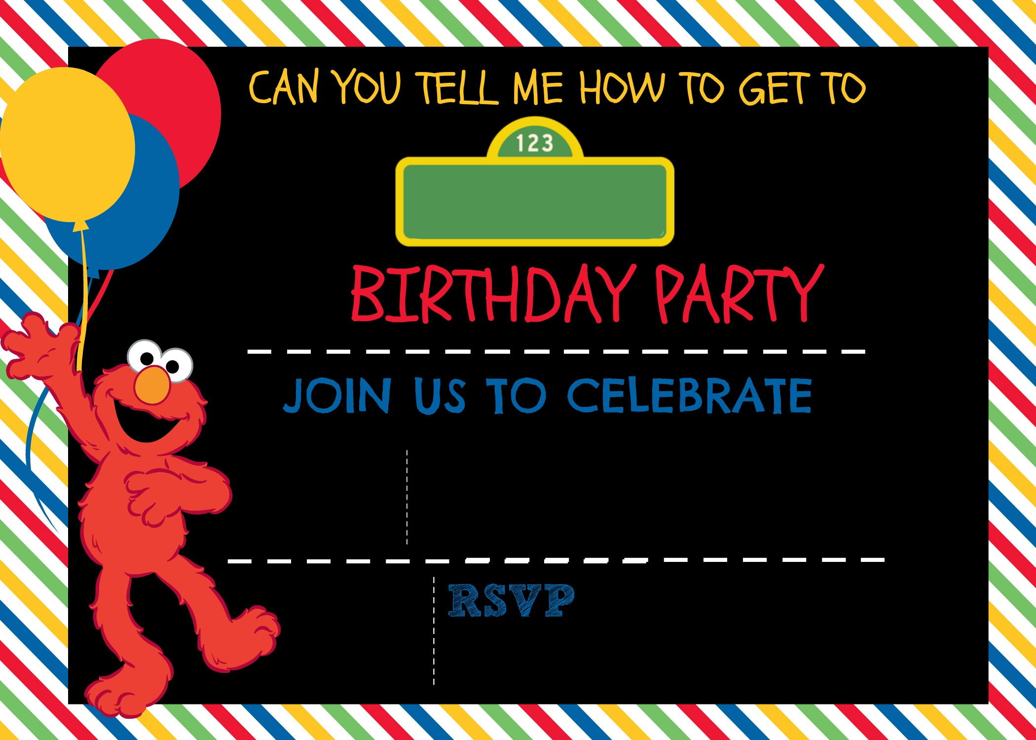 Create Free Online Invitations with good invitation example