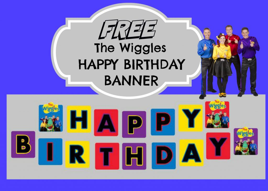 How To Make A Wiggles Birthday Cake